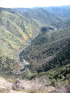 Tuolumne River Canyon Ride