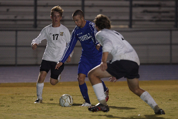 Tupelo High School Soccer