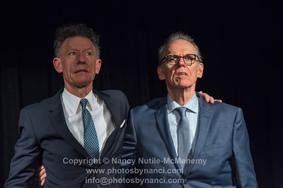 Lyle Lovett and John Hiatt Nov. 2017