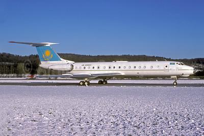 Euro-Asia Air Tupolev Tu-134A-3 UN65551 (msn 66212) ZRH (Rolf Wallner). Image: 946644.