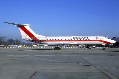 Belair (Belarus) Tupolev Tu-134A EW-65565 (msn 63998) CDG (Christian Volpati). Image: 937314.