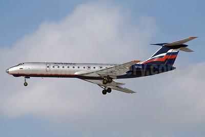 Aeroflot Russian Airlines Tupolev Tu-134A-3 RA-65781 (msn 62645) SVO (OSDU). Image: 912350.