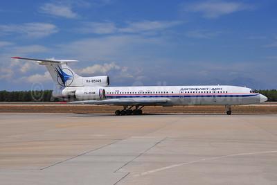 Aeroflot Don Tupolev Tu-154M RA-85149 (msn 89A797) (China Southwest colors) AYT (Ton Jochems). Image: 953969.