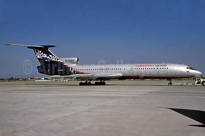 Aeroflot Nord Tupolev Tu-154B-2 RA-85551 (msn 82A551) AYT (Perry Hoppe). Image: 920025.