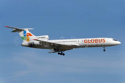 Globus Airlines (Russia) Tupolev Tu-154M RA-85612 (msn 85A721) BCN (Eurospot). Image: 900057.