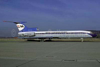 MALEV Hungarian Airlines Tupolev Tu-154B-2 HA-LCA (msn 73A045) ZRH (Rolf Wallner). Image: 924239.