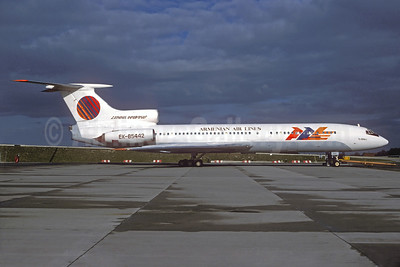 Armenian Air Lines Tupolev Tu-154B-2 EK-85442 (msn 80A442) (Christian Volpati Collection). Image: 931896.