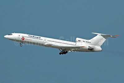 S7 Airlines (Siberia Airlines) Tupolev Tu-154M RA-85829 (msn 87A755) RMI (Marco Finelli). Image: 905324.