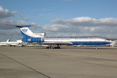 Atlant-Soyuz Airlines - Airline of Moscow Government Tupolev Tu-154M RA-85740 (msn 91A895) (Pepscl). Image: 951366.