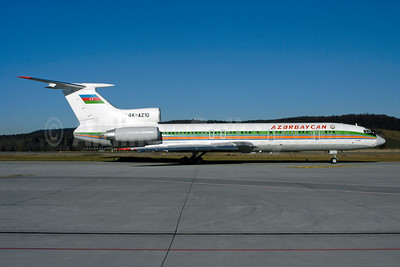 Azerbaijan (Government) Tupolev Tu-154M 4K-AZ10 (msn 98A1013) ZRH (Rolf Wallner). Image: 955258.