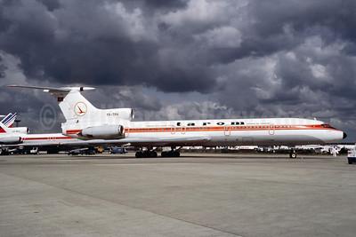 TAROM-Transporturile Aeriene Romane (Romanian Air Transport) Tupolev Tu-154B-1 YR-TPH (msn 82780013) ORY (Christian Volpati). Image: 908649.