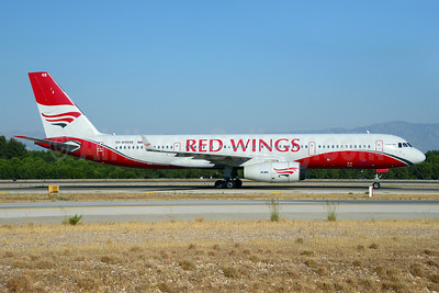 Red Wings Airlines Tupolev Tu-204-100B RA-64049 (msn 1450743164049) AYT (Ton Jochems). Image: 903715.
