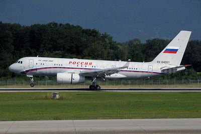Rossiya Russian Airlines Tupolev Tu-204-300 RA-64057 (msn 64057) GVA (Paul Denton). Image: 908725.