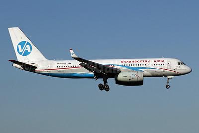 Vladivostok Air (Vladivostok Avia) Tupolev Tu-204-300 RA-64026 (msn 1450743164026) PEK (Michael B. Ing). Image: 905600.