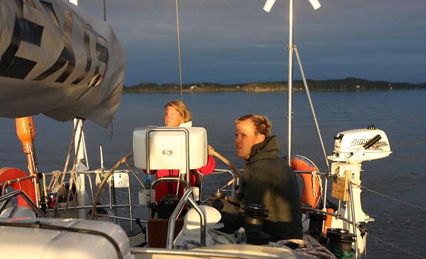 Båtferie 2013 - Xyachts 45