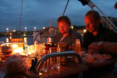 Sjømat i Tønsberg