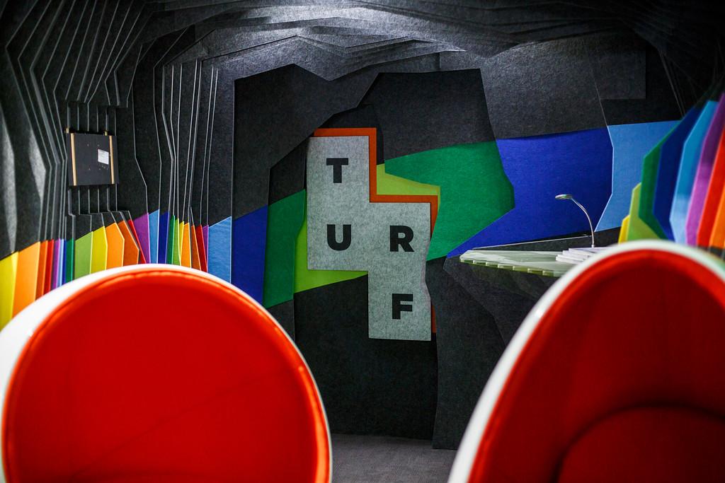 TURF design