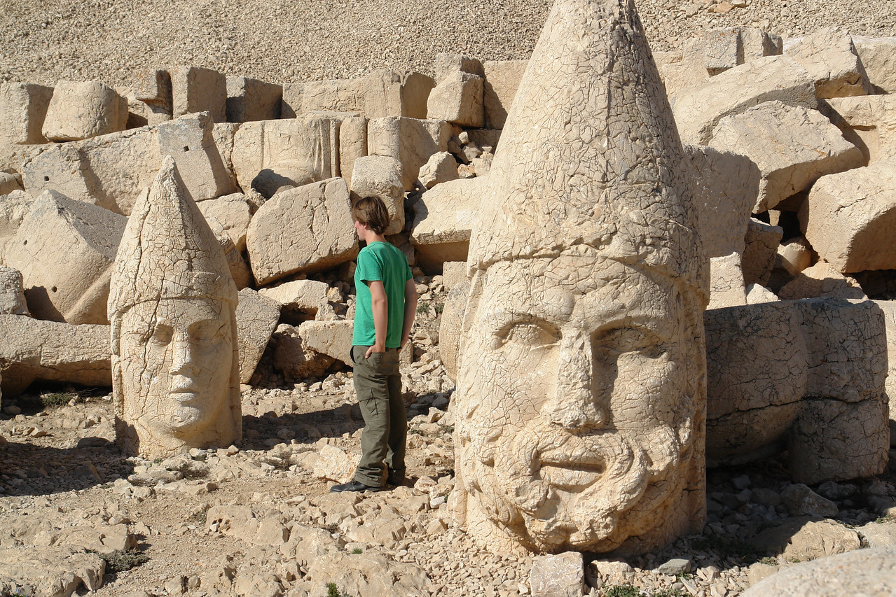 Mt. Nemrut, Turkey