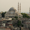 View of New Mosque, Istanbul