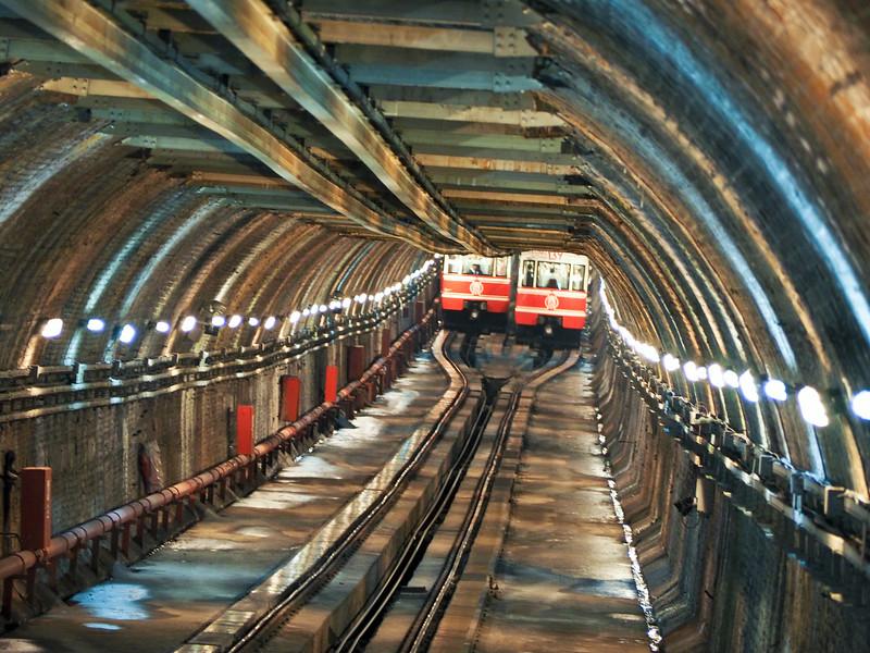 Funicular, Istanbul