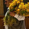 Flower vendor, Ihlara Valley, Capadoccia