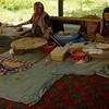 Making Gozlemi, Ihlara Valley, Capadoccia