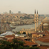 View of Galata bridge, Istanbul