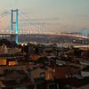 Bosphorous bridge, Istanbul