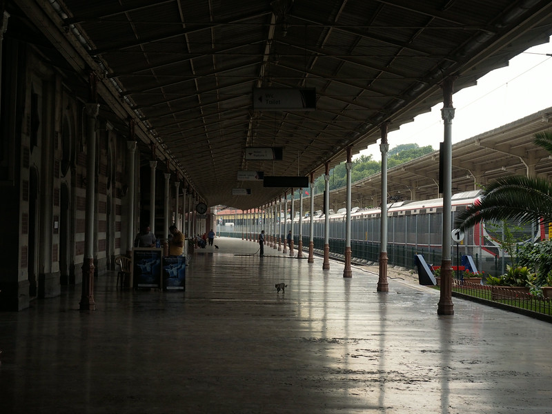 Sirkeci Train Station, stop for the Orient Express