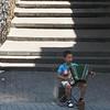 Blind Busker, Istanbul