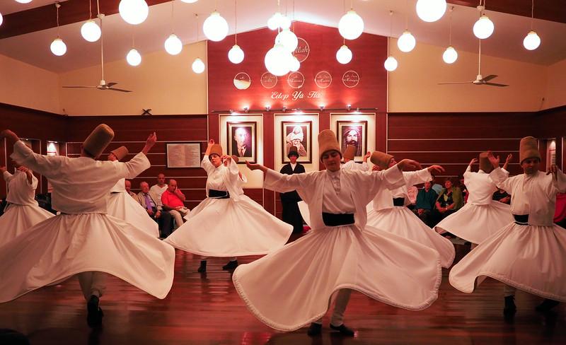Dervish ceremony, Istanbul