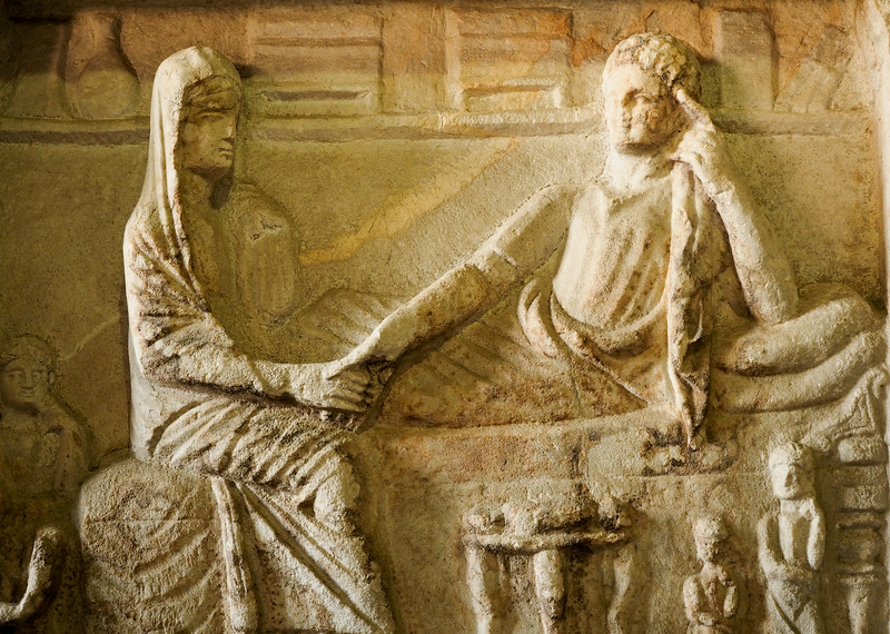 Frieze, Istanbul Archeological Museum