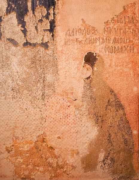Chora Church detail, Istanbul