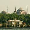 View of Hagia Sophia, Istanbul