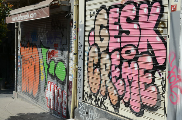 Turkey - Graffiti