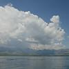 Lake Van and surrounding mountains