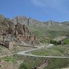 Near Ishak Pasha Palace, Dogubayazit