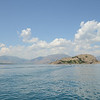 Lake Van and Akdamar Island