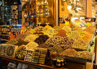 Turkey - Markets and Food