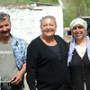 Visiting with our host family in Bogazkoy Village near Kars