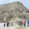 Exploring landscapes in Cappadocia
