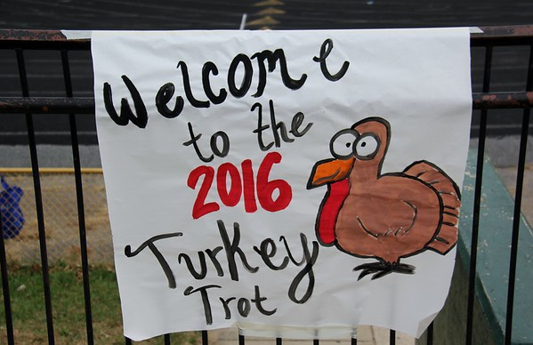 Turkey Trot Run   11-14-16