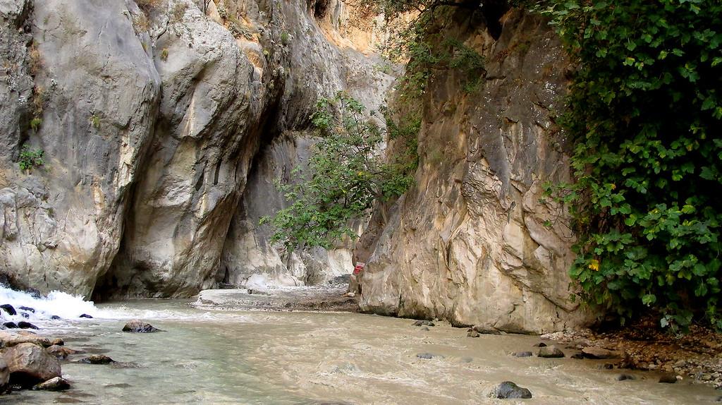 Day 6 - Saklikent Gorge