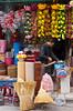 The street markets of Afyon, Turkey, Eurasia.