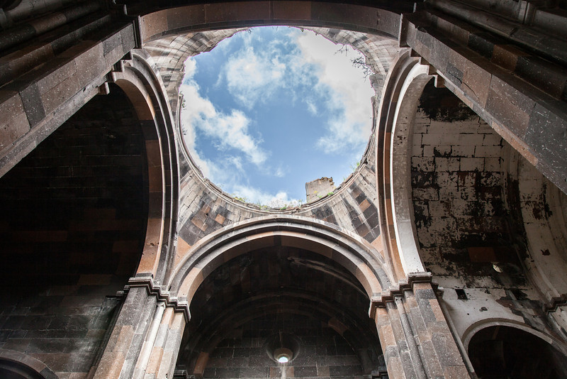 Ani Cathedral, Ani, Turkey
