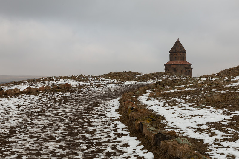 Path, Ani, Turkey