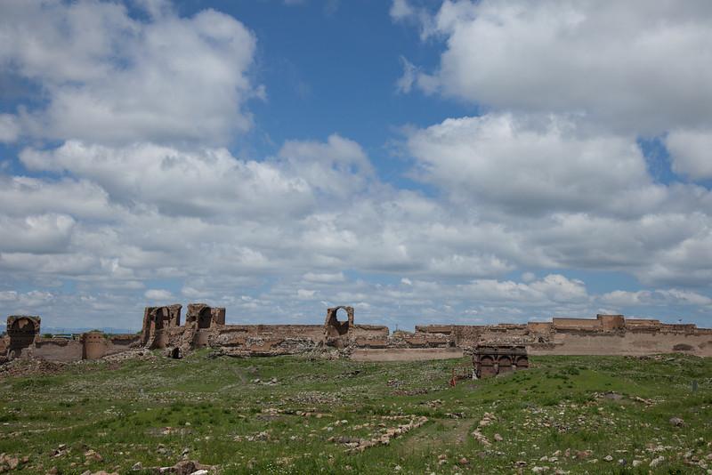 Walls of Ani, Turkey
