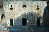 The facade of the Church of St. Peter, a cave in Mount Starius, near Antakya, Turkey, Eurasia.