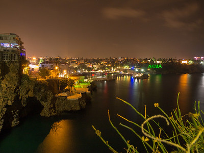 Antalya Old Town and Marina. Photo: Martin Bager.