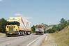 Truck traffic between Kastamonu and Boyabat